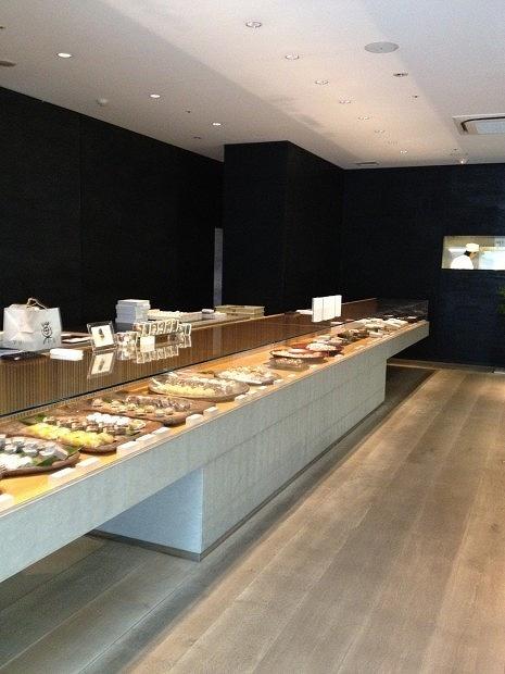 Japanese cake shop Suzukake in Fukuoka City