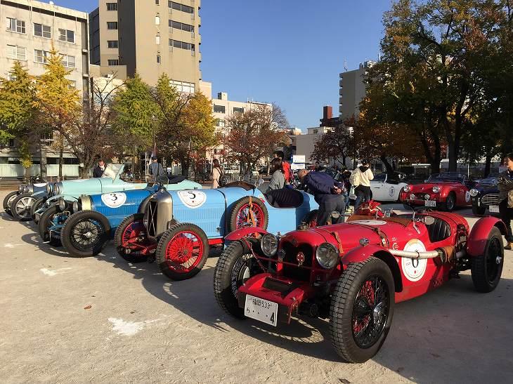 Classic Japan Rally 2018