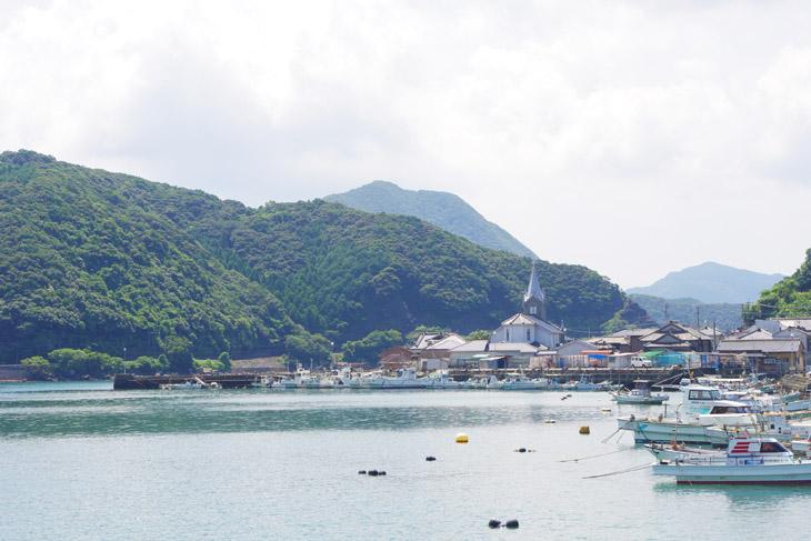 Amakusa – menemukan pemandangan Jepang yang sebenarnya