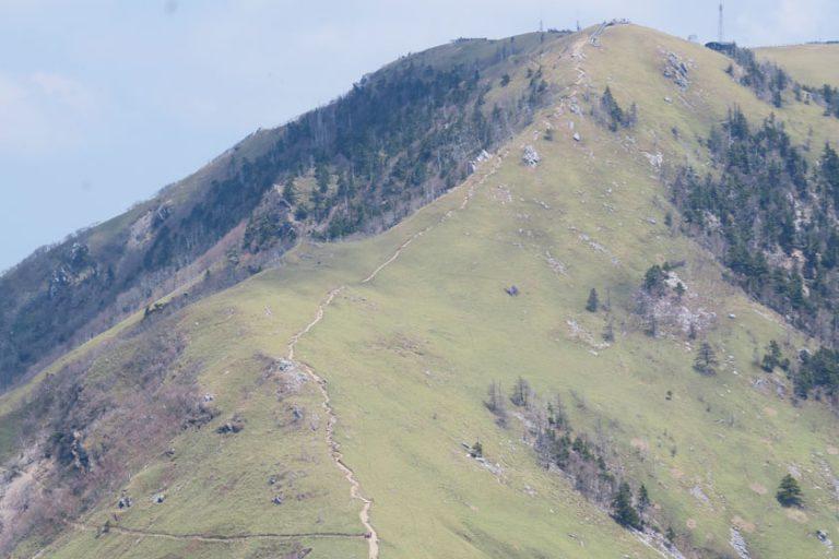 高知の旅その2 祖谷と剣山