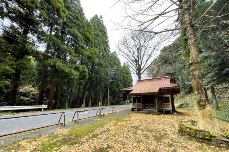 Staying at a farmhouse in the country-side in Mitsuse Saga
