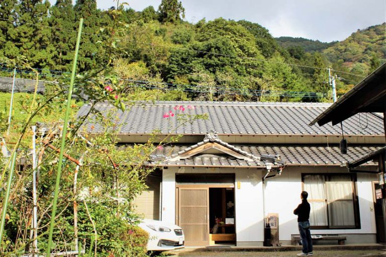 Guest House Experience in Morotsuka Village