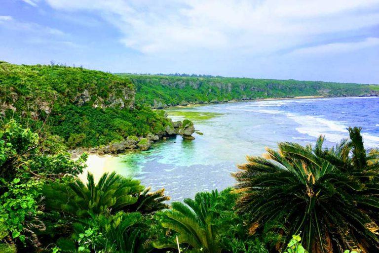 What's Okino Erabu island like?