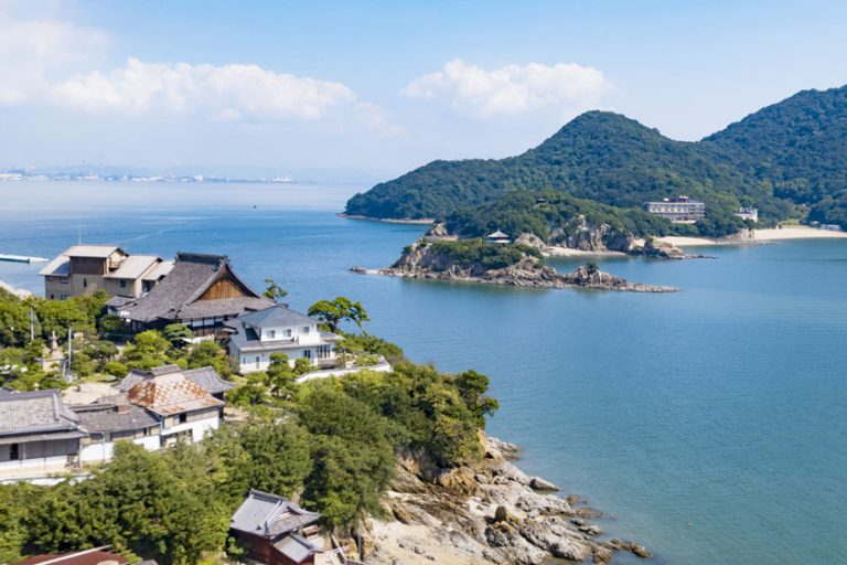 Tomonoura and Sensuijima Island