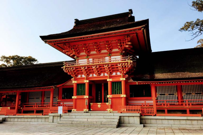 Usa Jingu Shrine Scratch the surface of the deep history of the shrine and learn how to pray appropriately